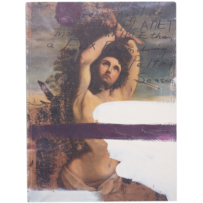 Julian Schnabel: Fox Farm Paintings