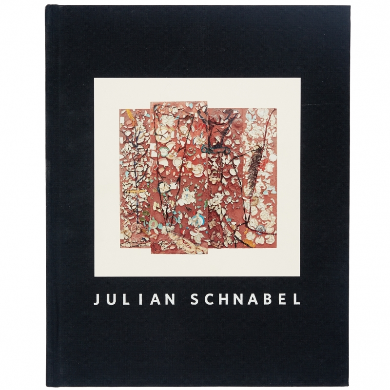Julian Schnabel: Plate Paintings 1978—89