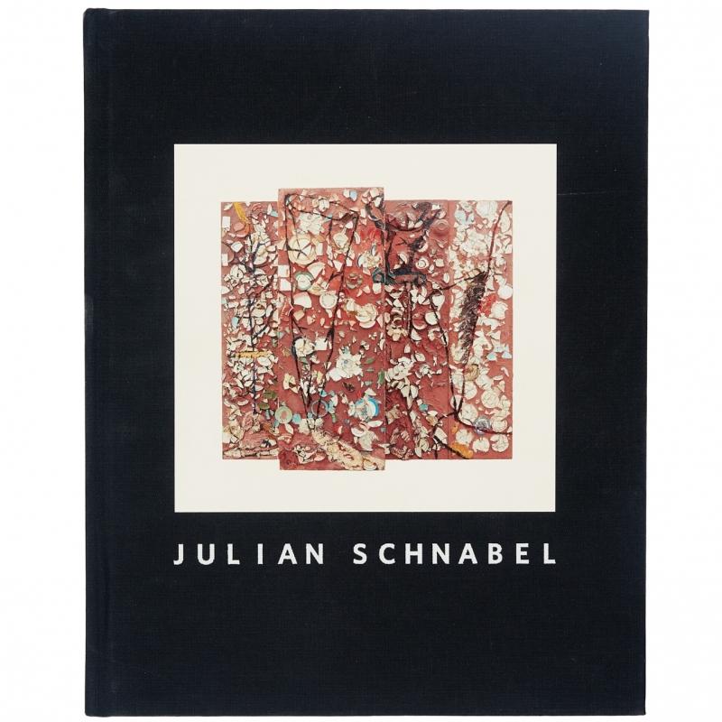 Julian Schnabel: Plate Paintings 1978—89