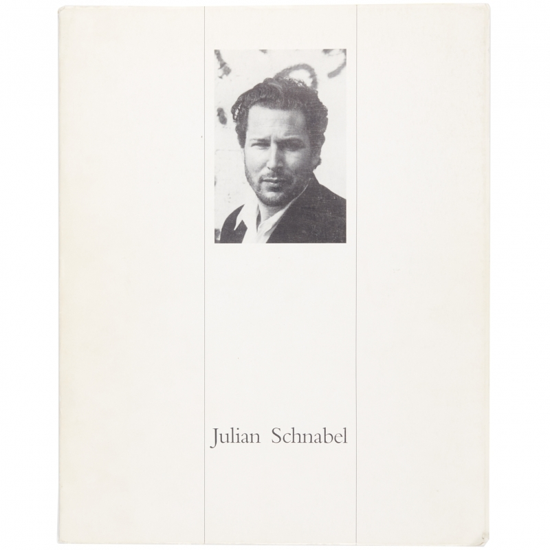 Julian Schnabel: New Paintings