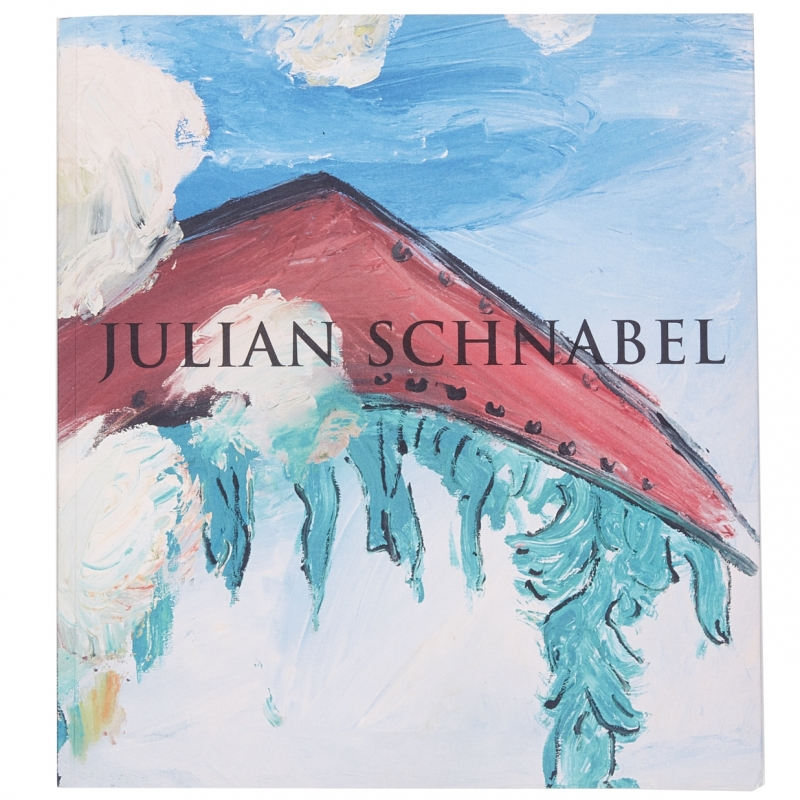 Julian Schnabel: New Indian Paintings and Selected Sculpture