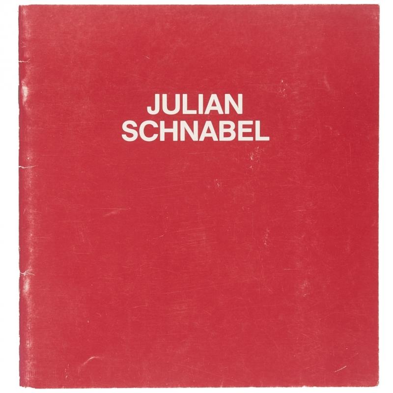 Currents 10: Julian Schnabel
