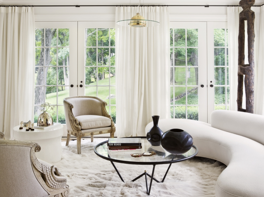 Pound Ridge Home
