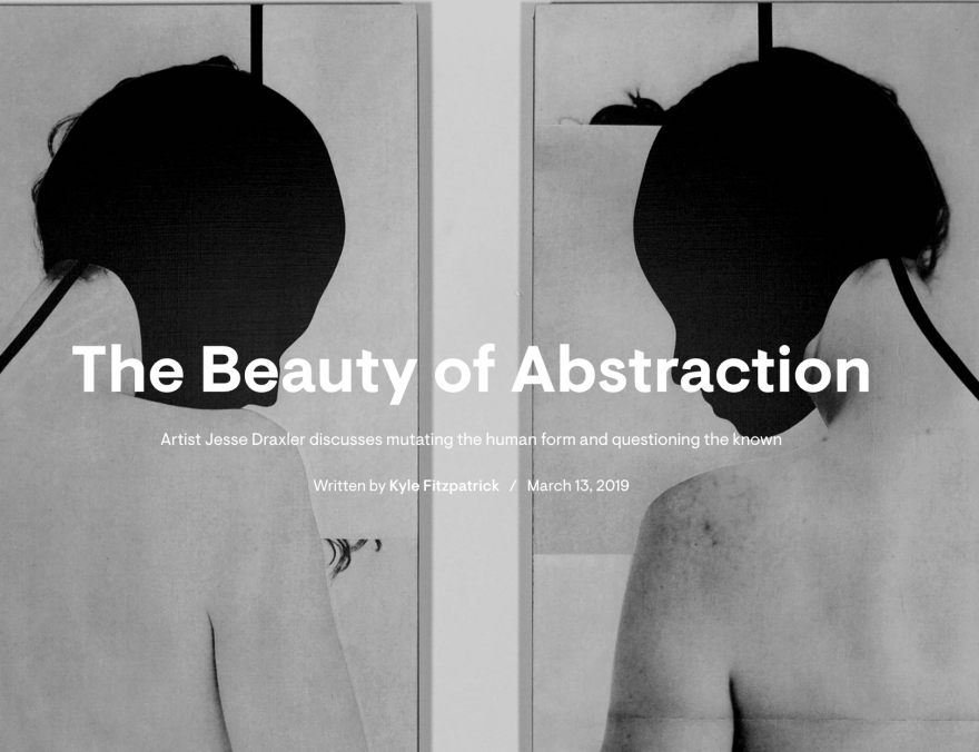 The Beauty of Abstraction