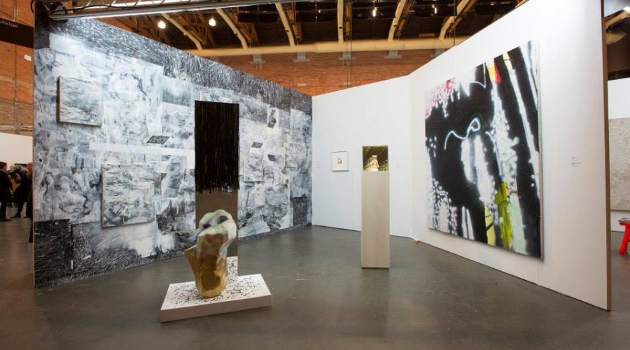 FEATURE: CONTEMPORARY ART FAIR     TORONTO     PATRICK MIKHAIL GALLERY     BOOTH 120