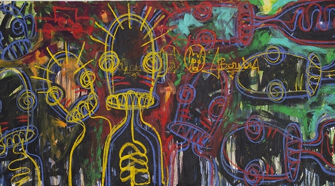 ABOUDIA | NEW PAINTINGS |