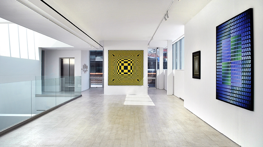 Victor Vasarely - Analog - Maxwell Davidson Gallery