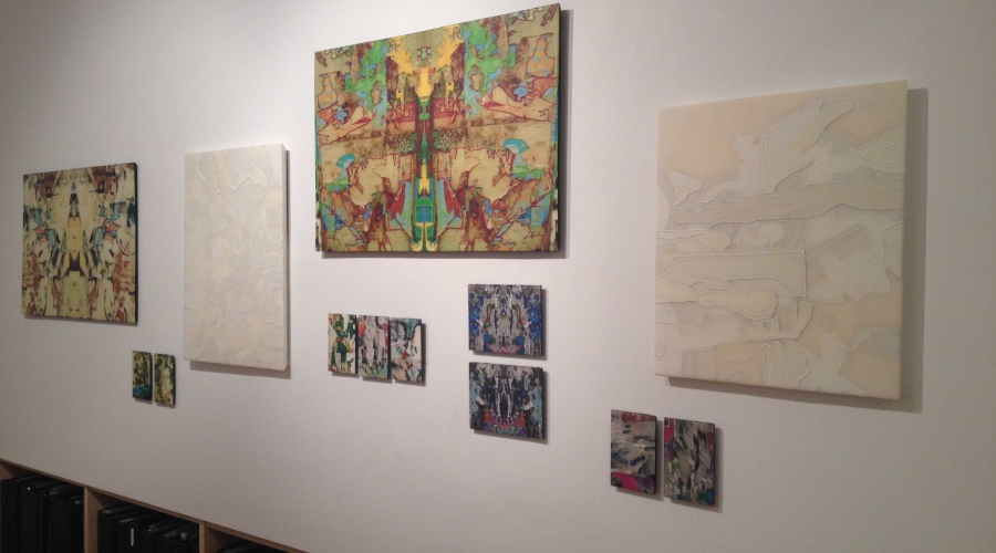 J IVCEVICH: shreds exhibition 2014