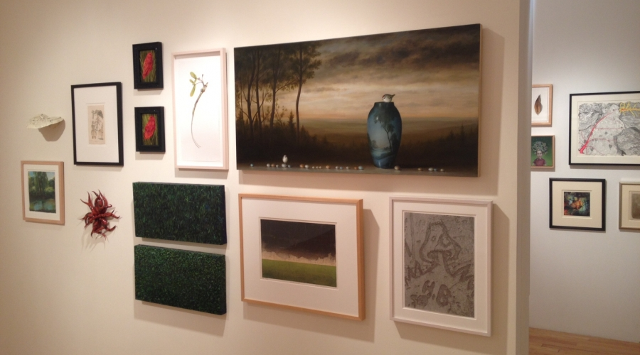 FETE DE LA NATURE group exhibition - 2014