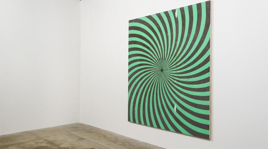 "Andrew Brischler ""Storms"" installed at Gavlak Los Angeles"