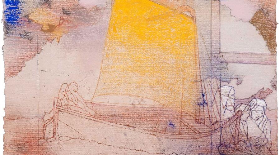 """Irving Petlin: """"L'Art du Pastel de Degas a Rédon"""""""