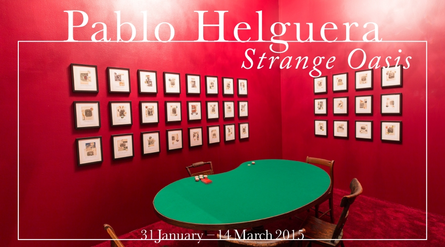 Pablo Helguera's Strange Oasis