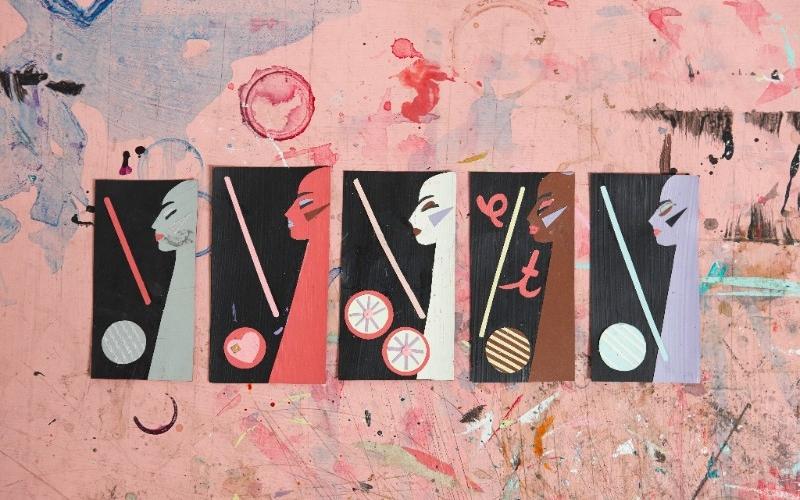 Evren Tekinoktay, Bermuda, August 12 - October 1