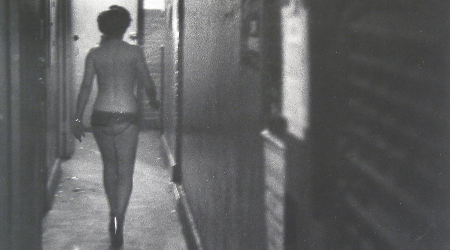 GARRY WINOGRAND, Untitled (Burlesque Series), 1954