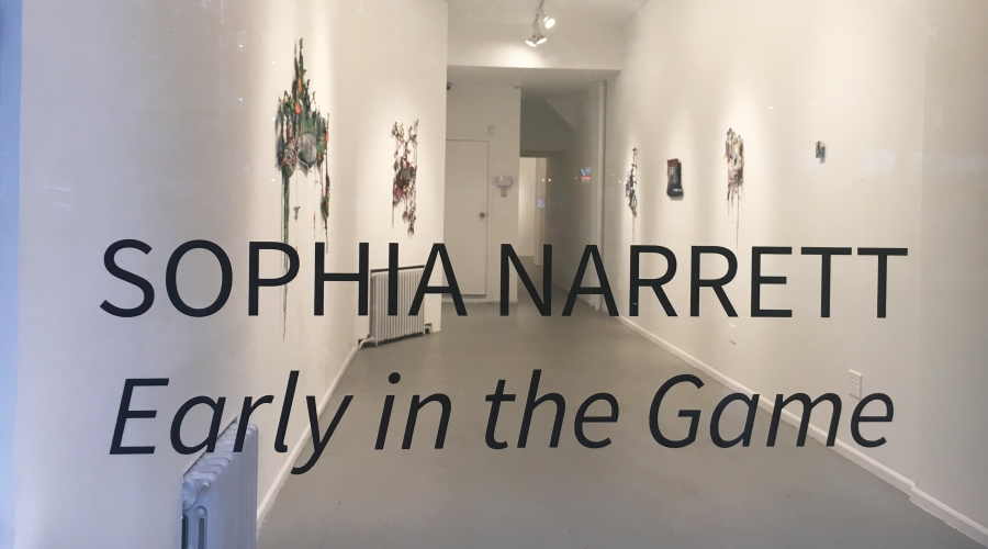 "Sophia Narrett, ""Early in the Game"""