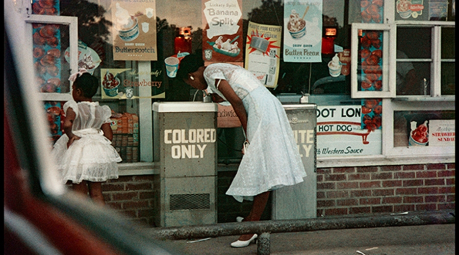 GORDON PARKS: Segregation Story, April 11 – August 29, 2015