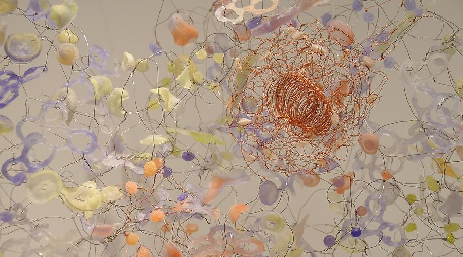 YURIKO YAMAGUCHI / Interconnected: Science, Nature, and Technologies