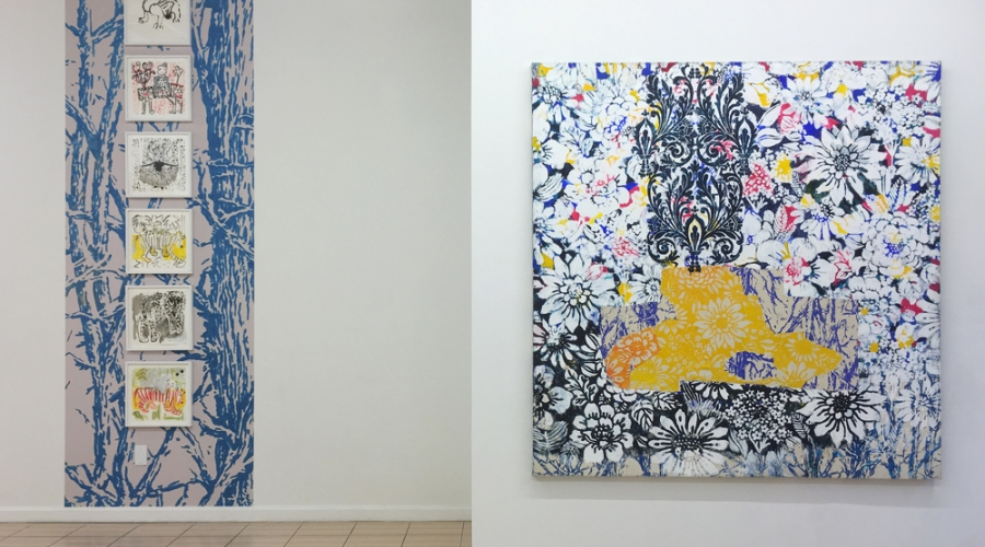 Jessica Weiss | New Paintings