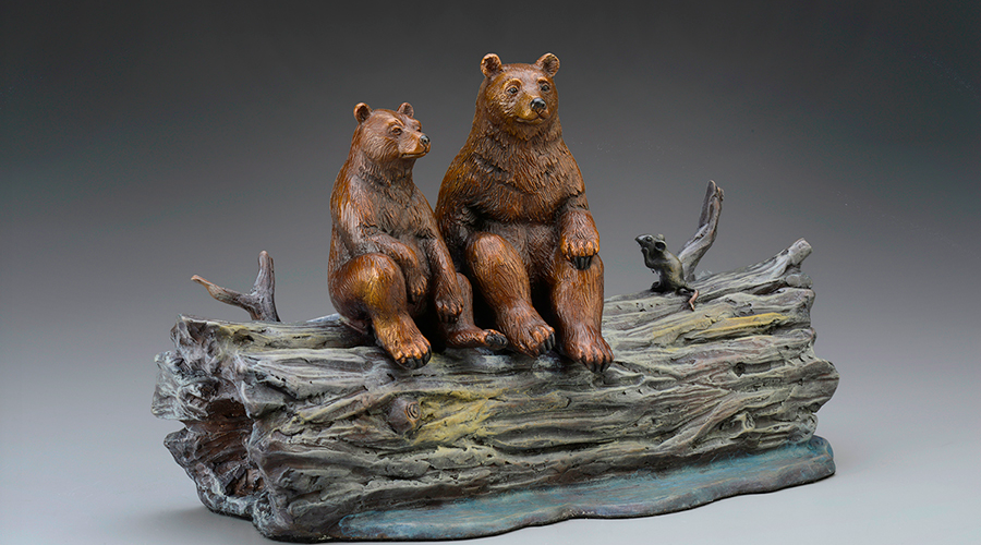 Moonlighters New Sculpture Release by Robert Bissell