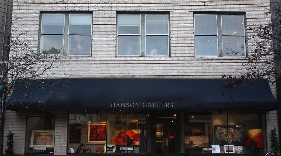 Hanson Gallery Fine Art.   Building Collections for over 35 years.