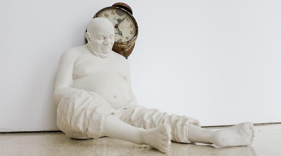Frozen White Instant, 2013. Bernardi Roig