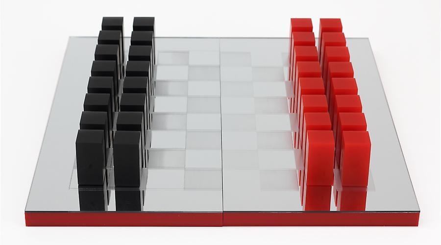 Marxsist Chess 2013. Jorge Mendez Blake