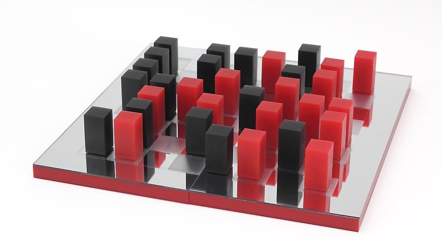 Marxsist Chess, 2013. Jorge Mendez Blake