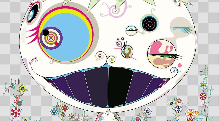 Takashi Murakami - View More