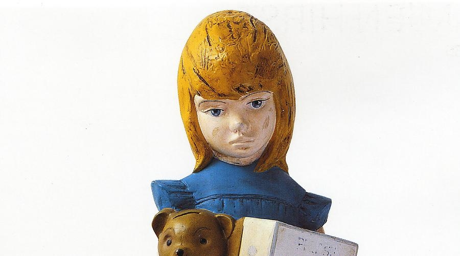 DAMIEN HIRST, Charity (Maquette), 2003