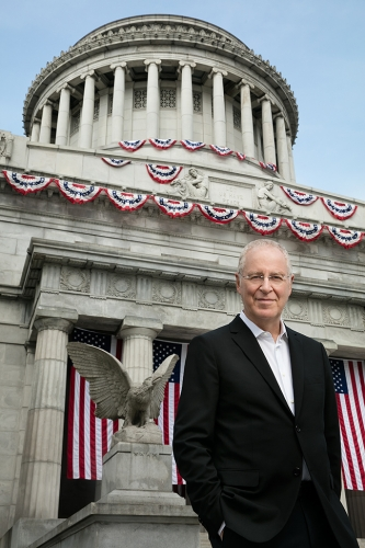 RON CHERNOW by Beowulf Sheehan