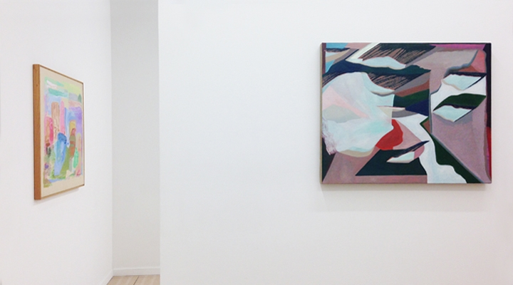 Judith Dolnick: paintings and Lucy Mink: comes in the moment so please stay in touch