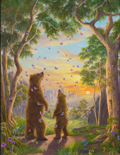 Newest Release The Golden Hour by Robert Bissell