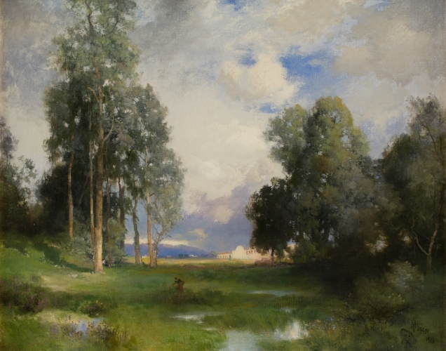 Featured artwork: Thomas Moran. Click here for more information.