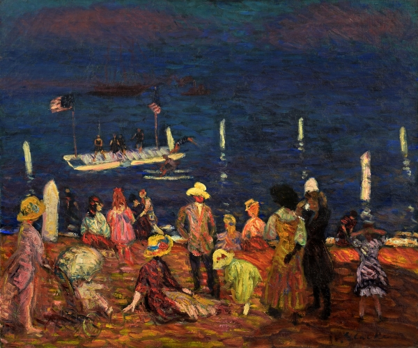 Featured artwork: William Glackens.  Click here for more information.