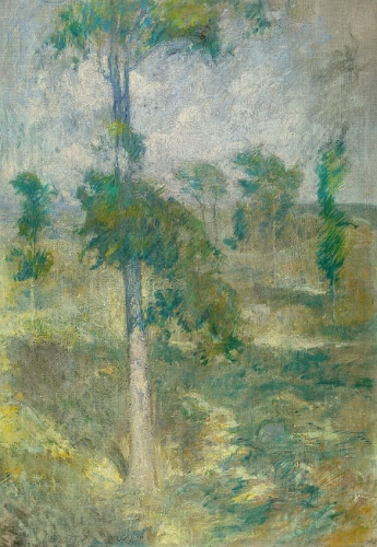 Featured Artwork:  John Henry Twachtman. Click here for more information
