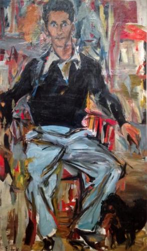Elaine de Kooning 1918-1989