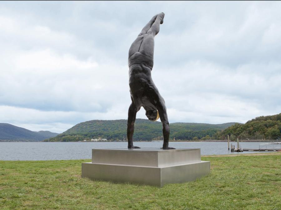 Hudson-Inspired Art, Popping Up All Over
