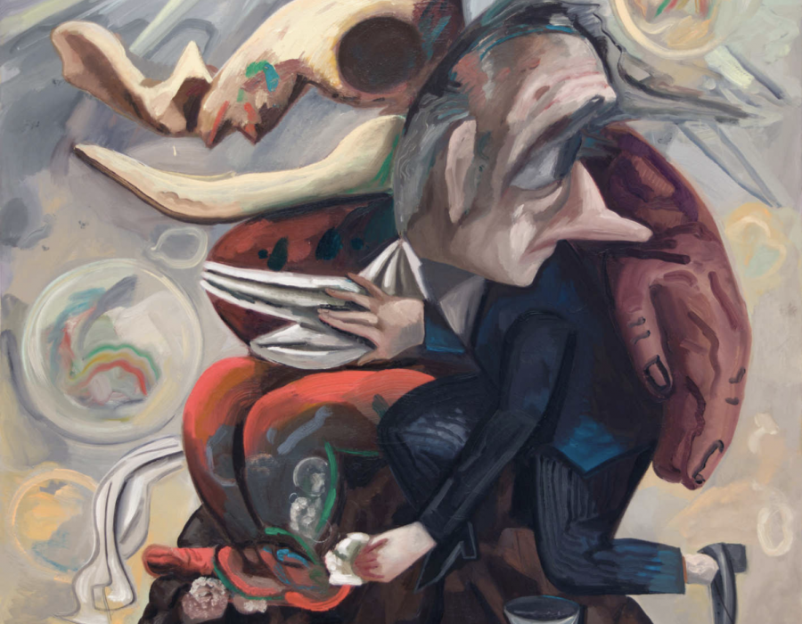 Dana Schutz Takes Back Her Painterly Name