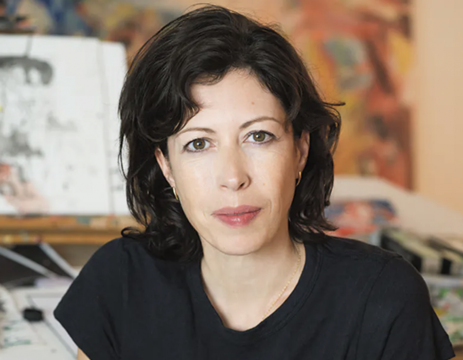 'Now I can steal from myself as much as from other artists' – an interview with Cecily Brown