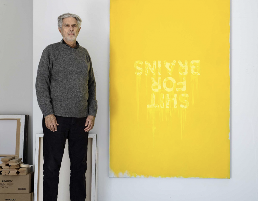 A Talk Between Mel Bochner and Carroll Dunham 50 Years in the Making