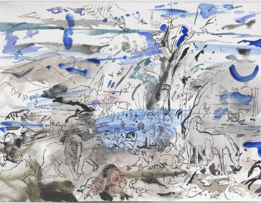 Cecily Brown, Drawing Center