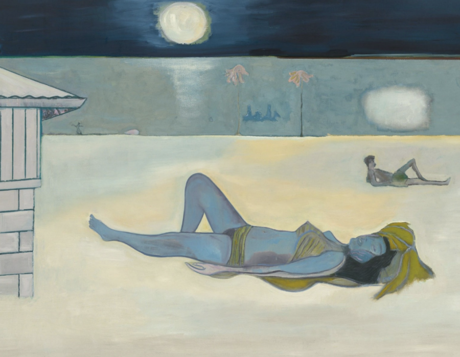 Peter Doig, Paintings, Michael Werner Gallery, review: a magnificent testament to an enchantingly quirky artist
