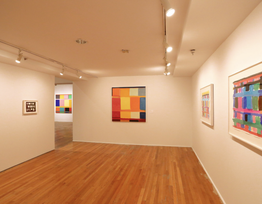 Review: Stanley Whitney's Paintings Reinvent the Grid