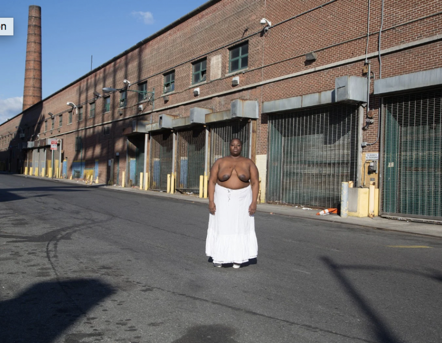 A Living Monument to the Ghosts of American Slavery