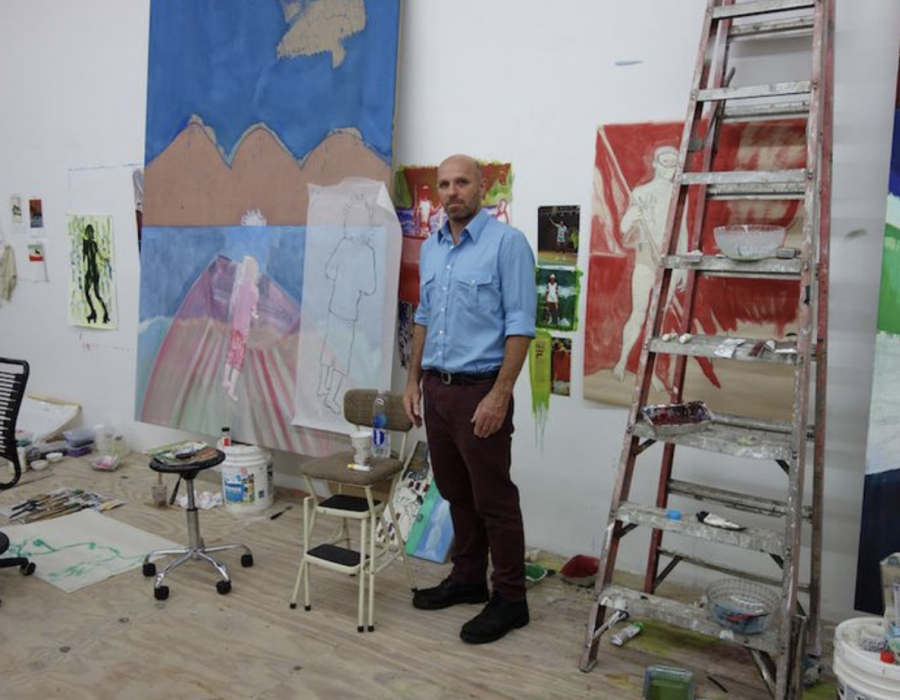 Peter Doig: We don't always have to know what our painting is about