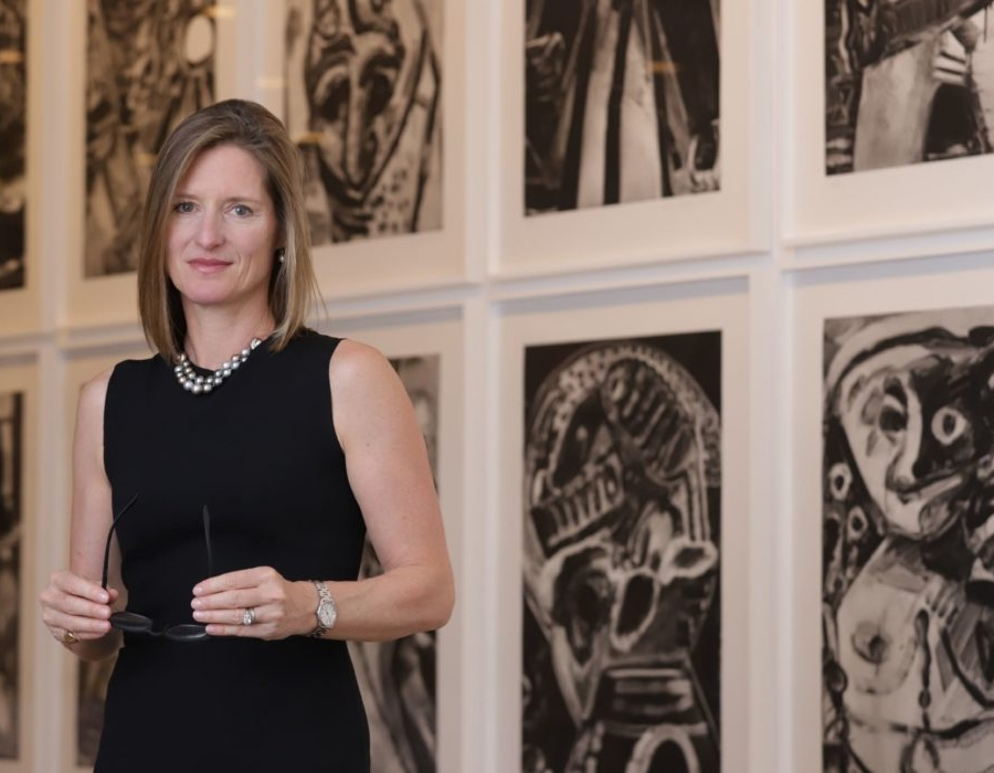 Two Palms' Evelyn Lasry on the Magic of Printmaking