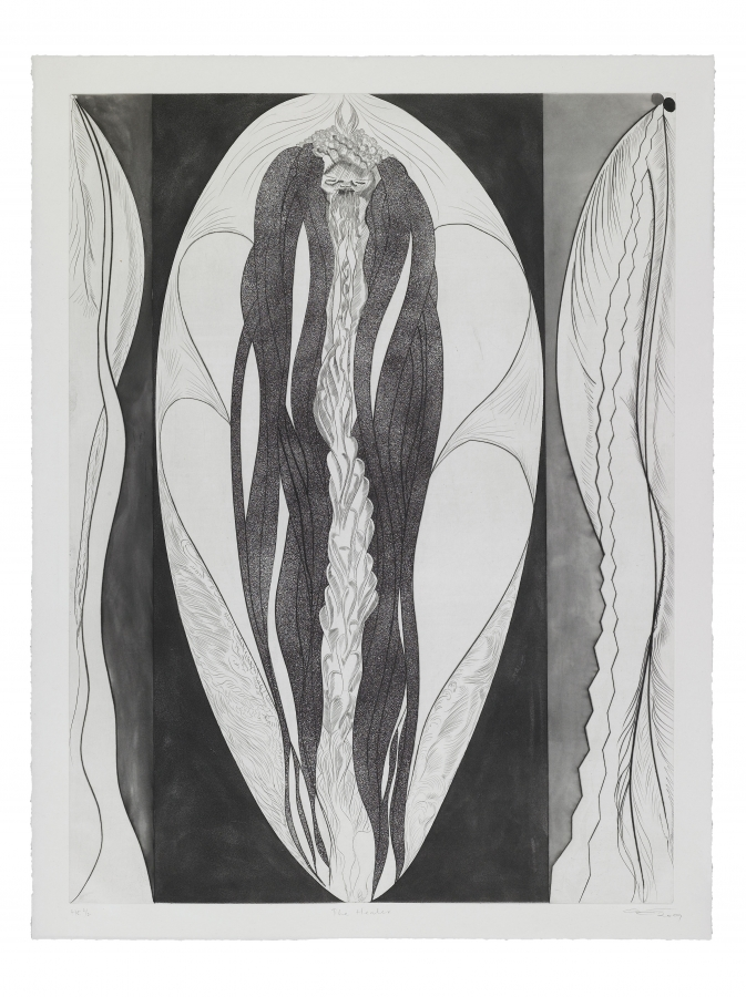 Chris Ofili, The Healer