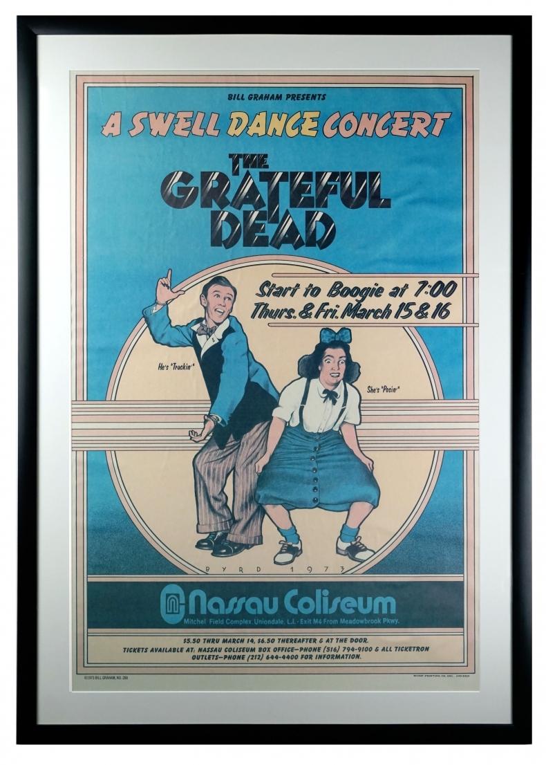 Grateful Dead, Swell Dance, 1973