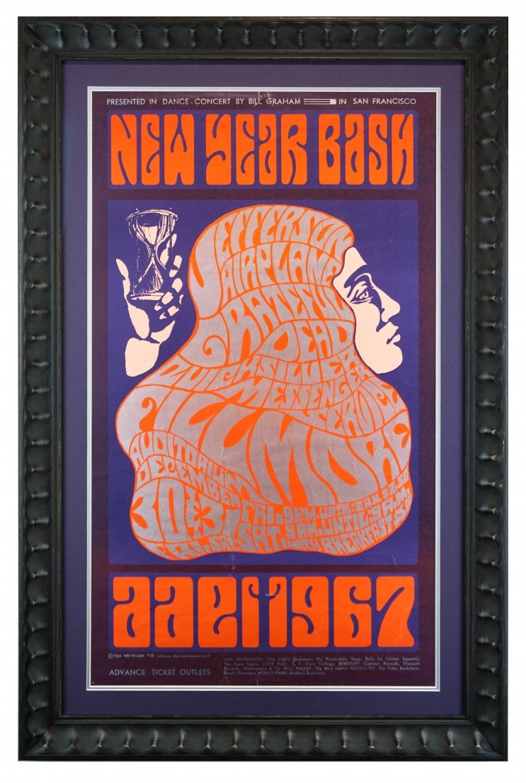 New Years Bash 1966-1967