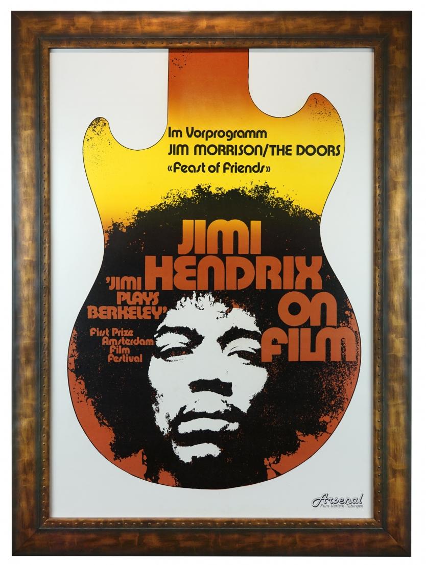 Jimi Plays Berkeley Movie